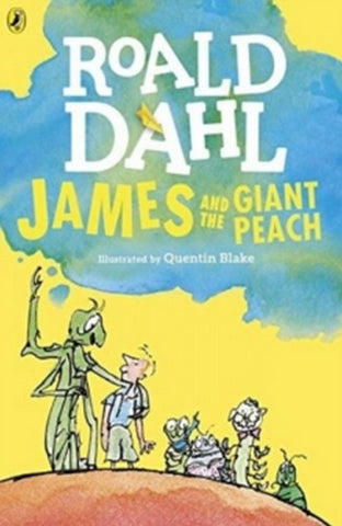 James and the Giant Peach (Puffin Books)