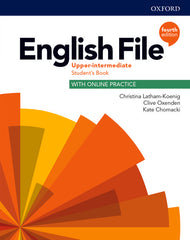 English File - Upper Intermediate (fourth edition) Student's Book with Online Practice