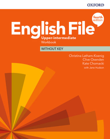 English File - Upper-Intermediate (fourth edition) Workbook without Key