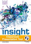 Insight - Pre-Intermediate Student's Book Classroom Presentation Tool