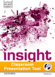 Insight - Intermediate Workbook Classroom Presentation Tool