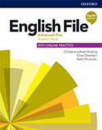 English File - Advanced Plus (fourth edition) Workbook with Key