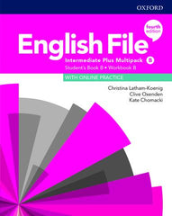 English File - Intermediate Plus (fourth edition) Student's Book with Online Practice and e-book
