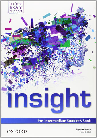 Insight - Pre-Intermediate (olb) Student's Book e-book 2019
