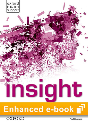 Insight - Intermediate (oxfl) Workbook e-book 2019