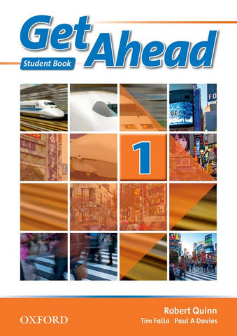 Get Ahead 1 student's book