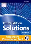 Solutions Third Edition - Advanced Student's Book Classroom Presentation Tool