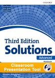 Solutions Third Edition - Advanced Workbook Classroom Presentation Tool