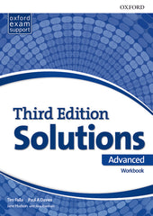 Solutions Third Edition - Advanced Workbook