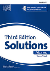 Solutions Third Edition - Advanced Teacher's Pack