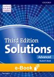 Solutions Third Edition - Advanced (olb) Online Student's Book