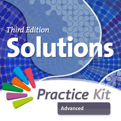 Solutions Third Edition - Advanced (oxfl) Online Practice Pack