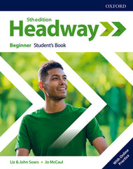 New Headway - Beginner 5th edition Student's book + online access pack