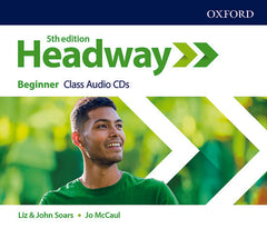 New Headway - Beginner 5th edition Class audio-cd's