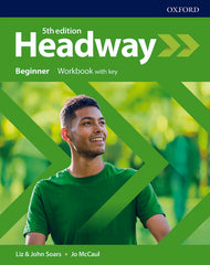 New Headway - Beginner 5th edition Workbook with key