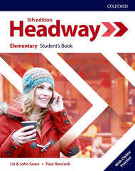 New Headway - Elementary 5th edition Student's book + online access pack