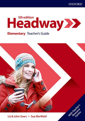 New Headway - Elementary 5th edition Teacher's guide+resource center+practic