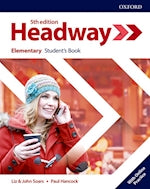 New Headway - Elementary 5th edition Student's book +C&L pack+online practice
