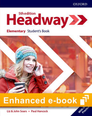 New Headway - Elementary 5th edition (olb) Student's book