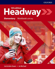New Headway - Elementary 5th edition Workbook with key