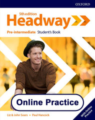 New Headway - Pre-intermediate 5th Edition (vit) Online practice