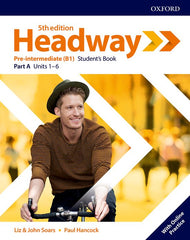 New Headway - Pre-intermediate 5th Edition Student's book multipack A + online