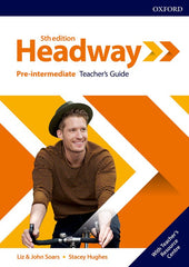 New Headway - Pre-intermediate 5th Edition Teacher's guide+resource center+practic