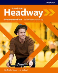 New Headway - Pre-intermediate 5th Edition Workbook without key