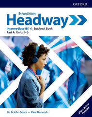 New Headway - Intermediate 5th Edition Student's book multipack A + online