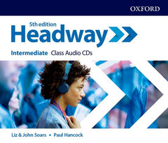 New Headway - Intermediate 5th Edition Class audio-cd's
