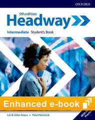 New Headway - Intermediate 5th Edition (olb) Student's book