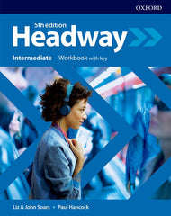 New Headway - Intermediate 5th Edition Workbook with key