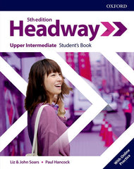 New Headway - Upper-intermediate 5th Edition Student's book + online access pack