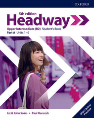 New Headway - Upper-intermediate 5th Edition Student's book multipack A + online