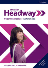 New Headway - Upper-intermediate 5th Edition Teacher's guide+resource center+practic
