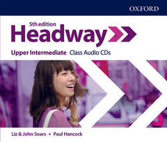 New Headway - Upper-intermediate 5th Edition Class audio-cd's