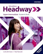 New Headway - Upper-intermediate 5th Edition Student's e-book access code