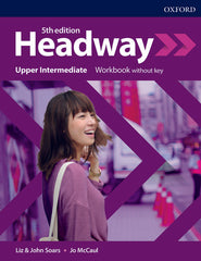 New Headway - Upper-intermediate 5th Edition Workbook without key