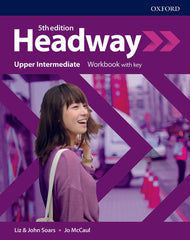 New Headway - Upper-intermediate 5th Edition Workbook with key