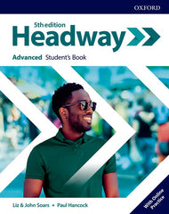 New Headway - Advanced 5th edition Student's book + online access pack