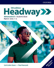New Headway - Advanced 5th edition Student's book multipack A + online