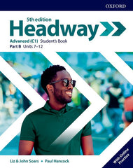 New Headway - Advanced 5th edition Student's book multipack B + online