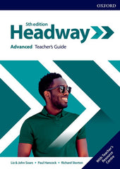 New Headway - Advanced 5th edition Teacher's guide+resource center+practic