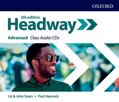 New Headway - Advanced 5th edition Class audio-cd's
