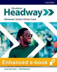 New Headway - Advanced 5th edition (olb) Student's book
