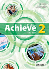 Achieve - 2nd edition 2 skills book