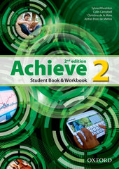 Achieve - 2nd edition 2 student-/workbook