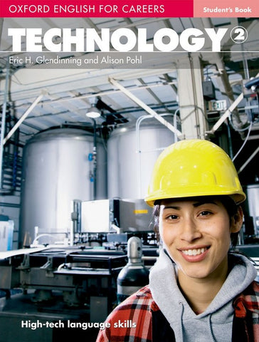 Oxford English for Careers - Technology 2 student's book