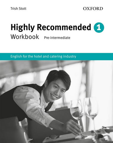 Highly Recommended 1 - Pre-intermediate workbook