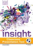 Insight - Advanced Student's Book Classroom Presentation Tool